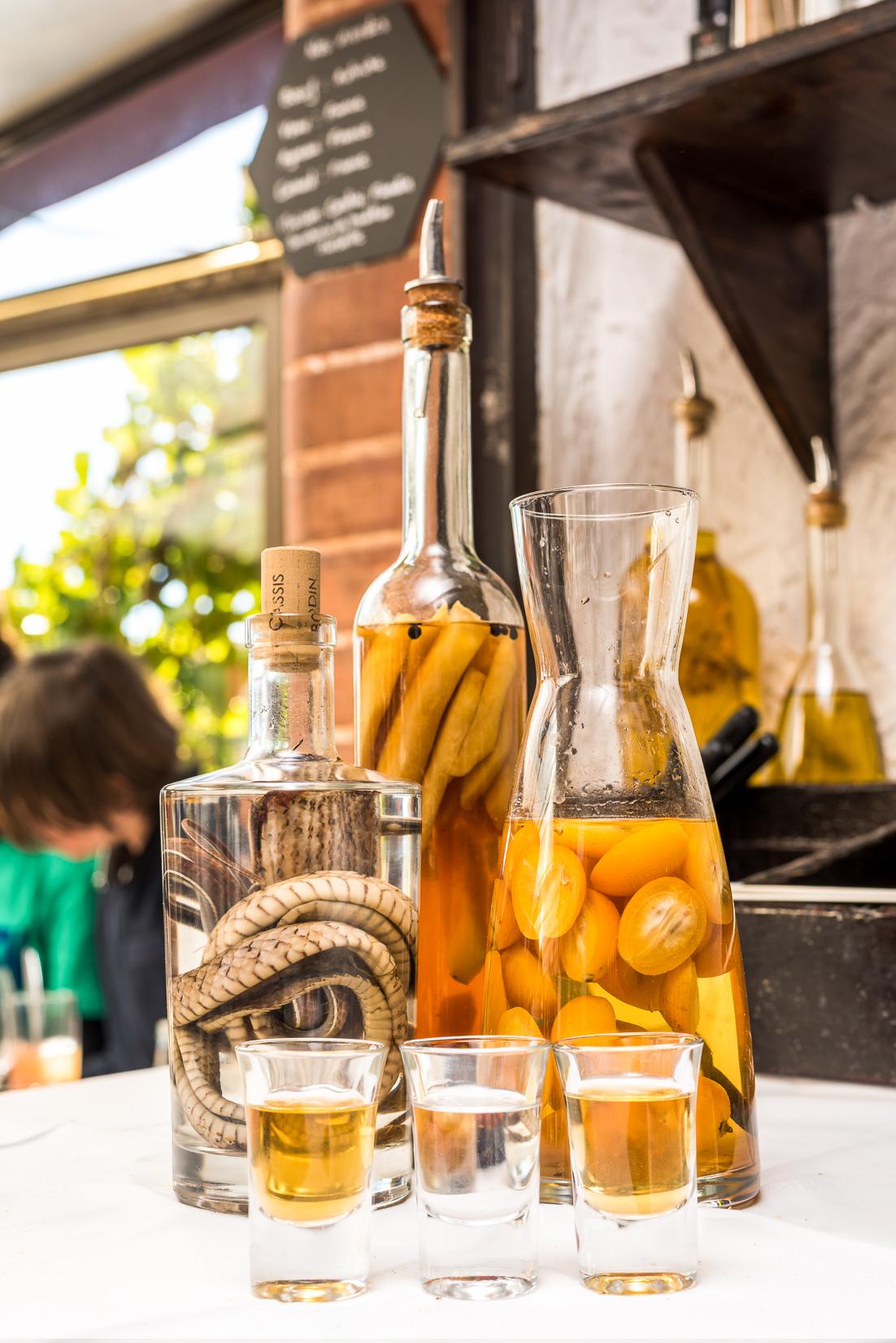 Restaurant La Vieille Auberge Cassis 13260 Sur Le Port - Restaurant Avec Vue
